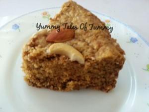 Oats cake