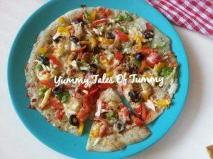 Read more about the article Pizza Dosa | Italian Dosa