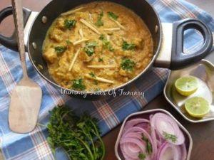 Restaurant style Chicken Awadh