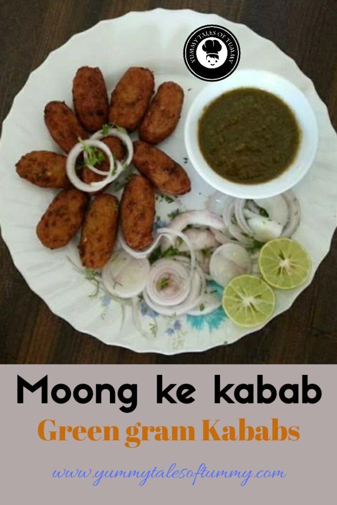Moong ke kabab