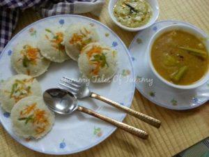 Barley Idli recipe | Recipe of Barley Idli