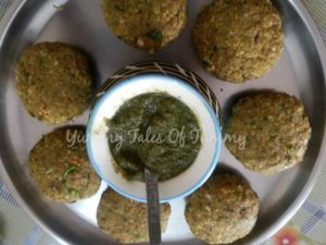Leftover Chapati Cutlets