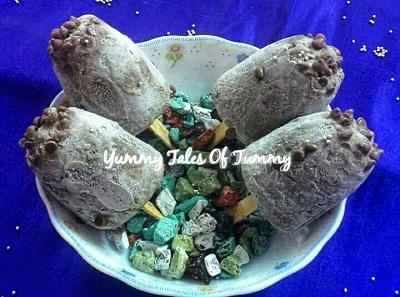 Green tea Chocolatey Candies