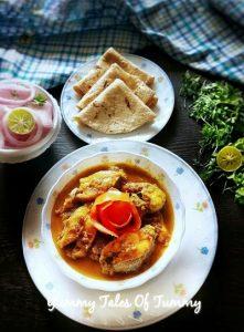 Sindhi Fish curry recipe
