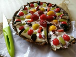 healthy fruit tart fruits high in sugar