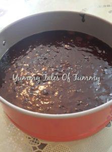 Buckwheat flour Chocolate beetroot cake