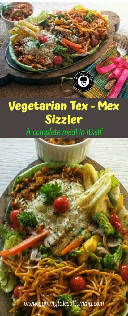 Tex-Mex Sizzler Recipe