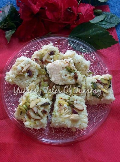 You are currently viewing Easy Kalakand | Indian milk cake