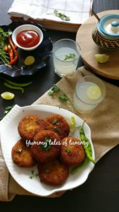 Read more about the article Corn and Vegetables Kababs