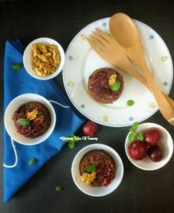 Read more about the article Whole Wheat Plum Cake Recipe