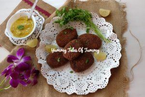 Beetroot Cutlet | Bengali Vegetable Chop