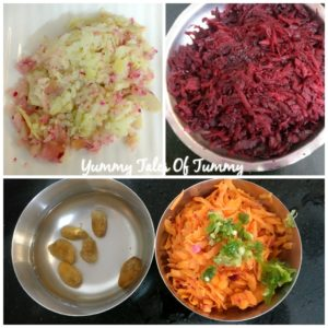 Cheesy Beetroot Tikkis   Bengali style Vegetable Cheese Chops