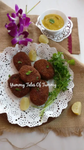 Read more about the article Beetroot Cutlet   Bengali Vegetable Chop