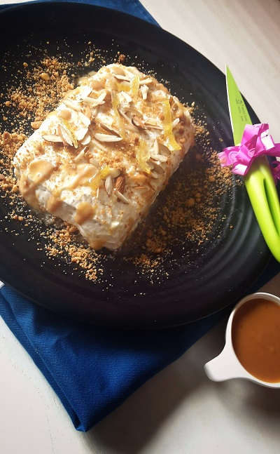 You are currently viewing Honey Semifreddo Recipe