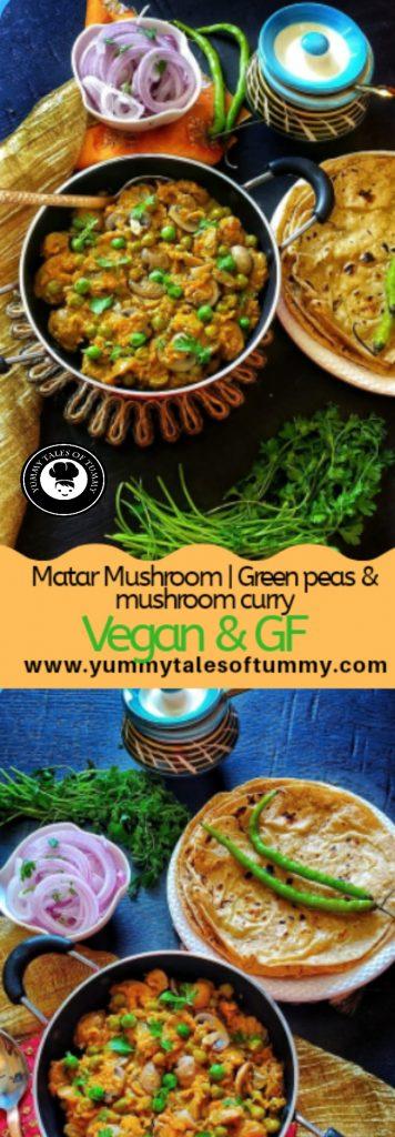 Matar mushroom