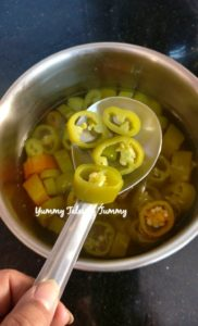 10 minutes quick Pickled Jalapeños