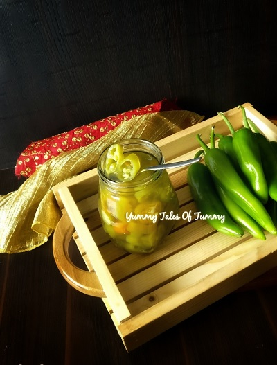 You are currently viewing 10 minutes quick Pickled Jalapeños