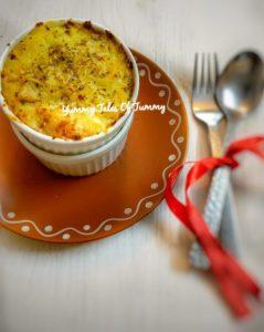 creamy cheesy potato bake