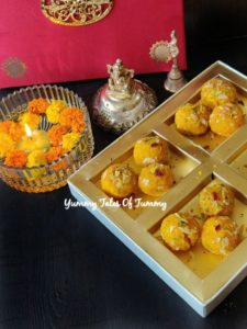 Meethi Boondi ke Ladoo | Sweet Boondi Ladoo