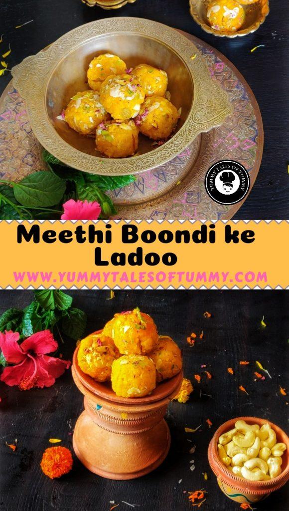 Boondi Ladoo | Boondi ke Laddu