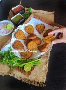 Read more about the article Sindhi style Aloo tikki 3 ways