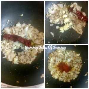 Masoor dal tadka recipe