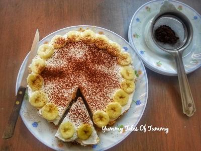 Banoffee Pie | Classic Banoffee Pie