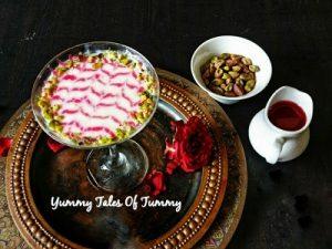 Mahalabia Dessert Recipe