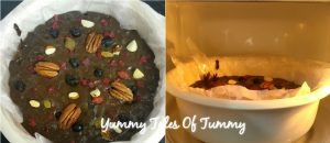 Christmas fruit cake in 5 minutes   Microwave Christmas Fruit Cake   Eggless Christmas fruit cake