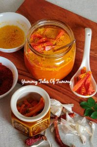 Carrot pickle| Zero oil gajar ka achaar