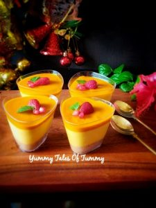 Read more about the article No bake mango cheesecake