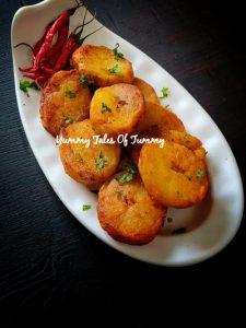 Read more about the article Sindhi Aloo Tuk | Potato tuk