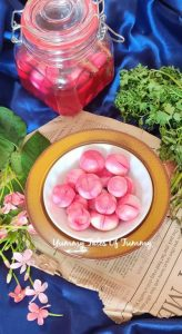 Read more about the article Sirke wale pyaz | Restaurant style Pickled onions
