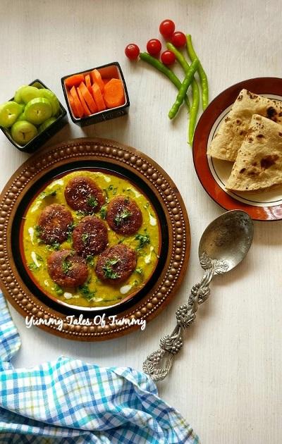 Jackfruit shahi kofta curry | Kathal ke kofte