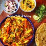 Paneer Jalfrezi recipe | Restaurant style Paneer Jalfrezi recipe