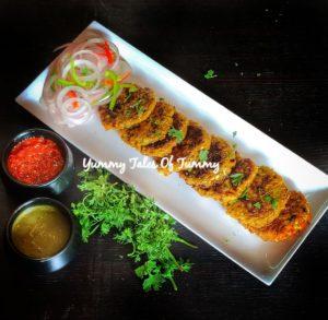Lauki ke kabab   Dhoodhi kabab   Bottle gourd kababs