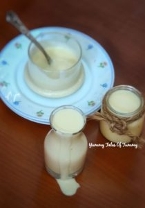 Condensed milk Recipe | Homemade Condensed milk