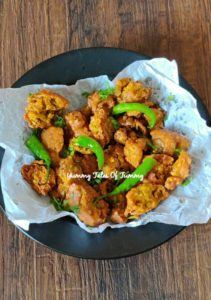 Sindhi Sanna Pakoda Recipe | Double fried onion Fritters