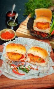 Vada Pav Recipe | How to make Wada pav