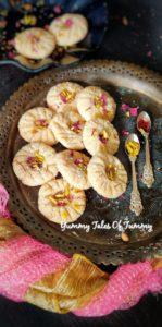 Coconut Peda Recipe | How to make Coconut Peda | Coconut fudge recipe