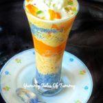 Mango Falooda Recipe | How to make indian dessert Falooda