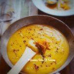 Roasted Pumpkin soup | Peele kaddu ka soup
