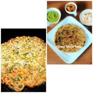 Sindhi Besani koki | Besan koki Recipe