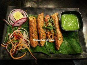 Chicken Seekh kabab Recipe |  Chicken keema kabab