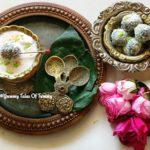 Paan truffles | Paan Coconut Ladoos