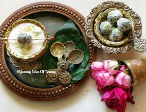 Read more about the article Paan truffles | Paan Coconut Ladoos