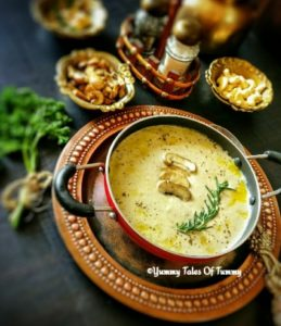Read more about the article Best Mushroom Soup Recipe