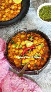Chole Bhature Recipe | Punjabi Chola Bhatura