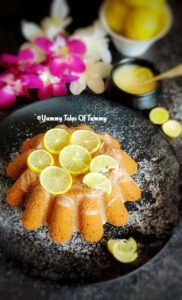 Read more about the article Eggless Lemon Cake Recipe