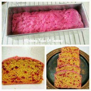 Beetroot Bread Recipe {Egg Free}